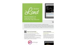 SierraSoft Land - BIM Software for Land Restitution, Modeling and Analysis Brochure