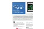 SierraSoft Roads - BIM Software for Roads and Highways Brochure