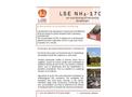Model LSE NH3-1700 - Low PPB Ammonia Monitor Brochure