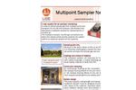 Multipoint Sampler for NH 3 Brochure