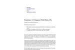 AMS - Model PM10 PM2,5 e IPA - Preselettore / LVS Impactor Brochure