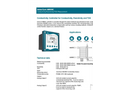 Conductivity Analyzer for Conductivity, Resistivity and TDS