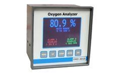 Model OMD-401D - Percent Oxygen Analyser System