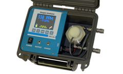Model OMD-480 - Portable Percent Oxygen Analyser System