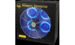 Ozone Generators and Hydroxyl Generators for Odor Control