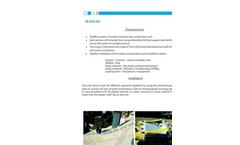 Iverna - Safety - Tejaflex Portable Ladder - Technical Datasheet