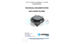 Sugarpod Activated Carbon Filter for Sewage and Septic Tanks - Installation Manual