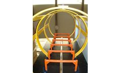 Iverna 2000 - Fiberglass Protection Safety Cage