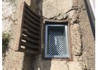 Iverna 2000 - Model Sugarfilter - Filter for Storm Drains