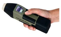 RS Dynamics - Model miniEXPLONIX 2 - True Handheld and Miniature Explosives Detector/Sniffer