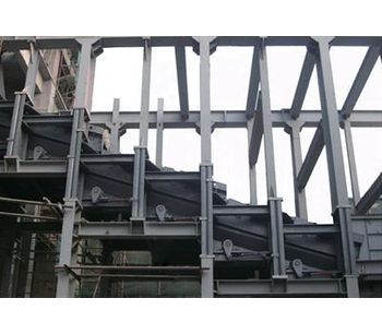 China-Tianying - Waste Incineration Grate Furnace