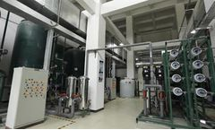 China-Tianying - Drainage and Leachate Treatment System