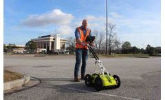 Ground penetrating radar solutions for utility locating sector