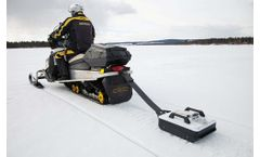 Ground penetrating radar solutions for ice and snow inspection sector