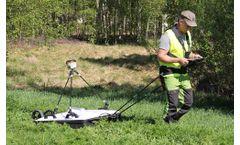 Ground penetrating radar solutions for environmental industry