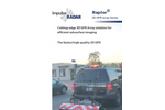 Raptor 3D GPR Array Series - Brochure