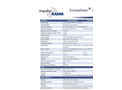 CrossOver - Model CO4080 - State-of-the-Art Dual-Channel GPR - Technical Datasheet