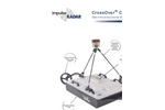 Crossover - Model CO730 - Dual-Channel Ground Penetrating Radar (GPR) Antenna - Brochure