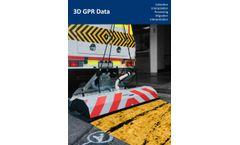 3D GPR Data - Brochure