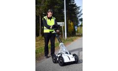CrossOver - High Speed Dual-Channel 2D Ground Penetrating Radar (GPR) System