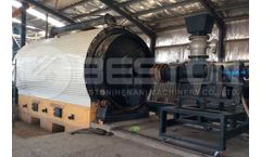 How To Discover The Cost Of The Tire Pyrolysis Machine