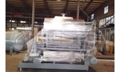 Egg Tray Manufacturing Machine For Apple Orchard Owners