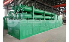 The Buying Price Of A Continuous Waste Tire Pyrolysis Plant