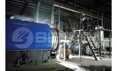 Important Options That Come With A Waste Tire Pyrolysis Plant