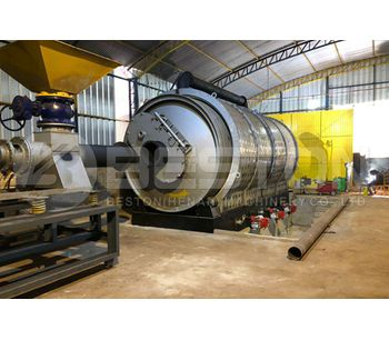 Choosing The Best Tire Pyrolysis Plants For Sale