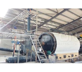 The Normal Waste Tyre Pyrolysis Plant Cost Today