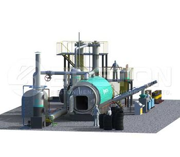 Why Now Is the Proper Time to Invest In a Tire Pyrolysis Plant
