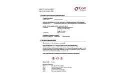 Calcium Peroxide - Safety Data Sheet