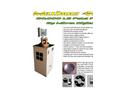 Mikron - Model Maximus 40T - Automatic Pellet Press