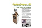 Mikron - Model Maximus 40T - Automatic Pellet Press - Datasheet