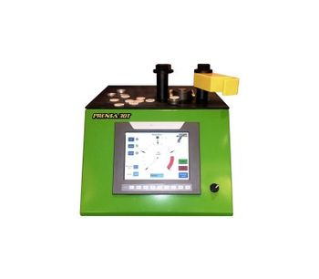 Prensa - Model 30T - Benchtop Programmable X-Ray Sample Press