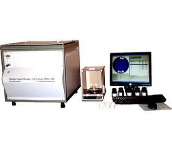Navas - Model MMS-3000 - Thermogravimetric Analyzers