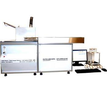 Navas - Model MMS-4000 - Thermogravimetric Analyzers