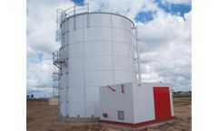 Fire Protection Tank