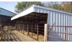 Calving Barn