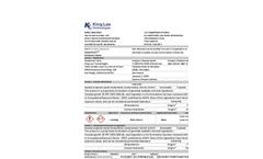 Diamite - Model HpH Plus - High pH Cleaner Brochure