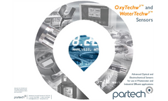WaterTechw2 C4E Combined Sensor for Conductivity, Salinity and Temperature Monitoring Overview Brochure