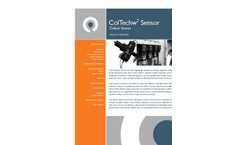 ColTechw2 Sensor for Apparent Colour Monitoring Specifications