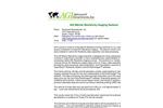 Marine Resistivity Imaging Seminar Brochure