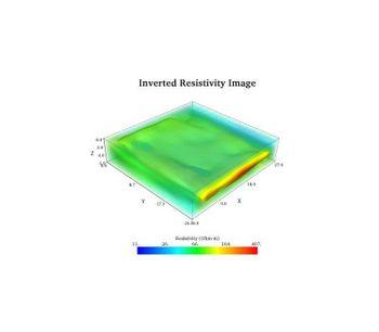 AGI EarthImager - Version 3D - Inversion Modelling Software