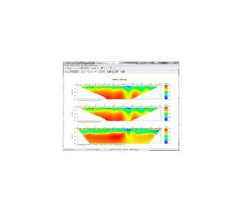 AGI EarthImager - Version 2D - Inversion Modelling Software