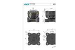 AVS - Model ARH 70-2.1 - Excavator - Datasheet