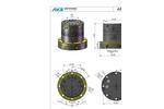 AVS - Model ARB 60-5 - Excavator - Datasheet