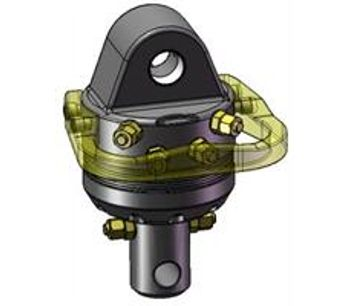 AVS - Model ARG 60-1 - Hydraulic Rotator for Crane and Gripper Arms
