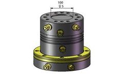 AVS - Model ARB 60-5 - Hydraulic Rotator for Excavator and Construction Machinery