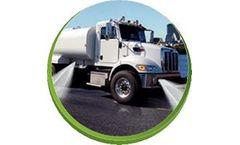 OdoControl Avenue - Used in Municipal Water Tank Trucks